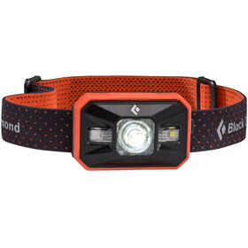 Black Diamond Storm - Lampe frontale - orange/noir